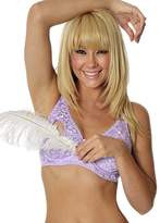 SO SEXY LINGERIE (TM) Lace Underwired Full Support Open Tip Bra , Size: