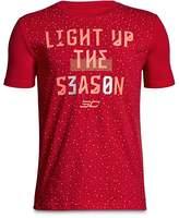 Under Armour Boys' Light Up the Season Tee - Big Kid