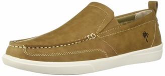 Margaritaville Men's Current Leather Slip On Shoe Boat