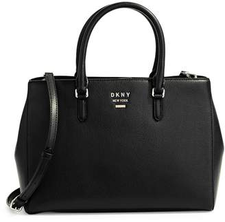 DKNY Whitney Pebble Leather Tote