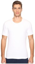 Dolce & Gabbana Stretched Rib Cotton Round Neck Tee Men's T Shirt