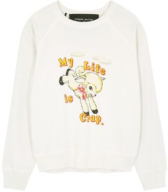 Marc Jacobs X Magda Archer printed cotton sweatshirt