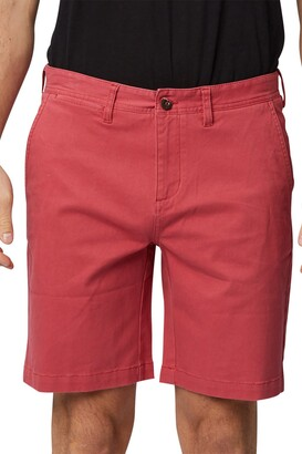 Rainforest Weekend Stretch Chino Shorts