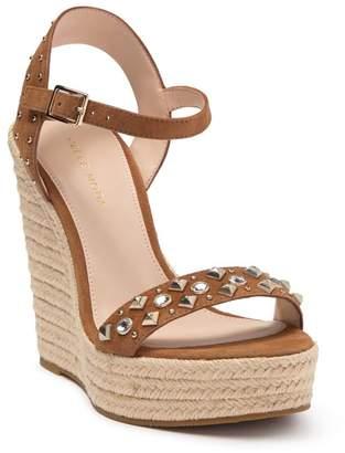 Pelle Moda Oates Espadrille Wedge Sandal