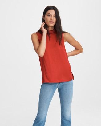 Rag & Bone Letti jacquard blouse