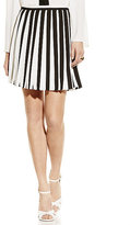 Vince Camuto Pleated A-line Skirt