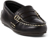 Ralph Lauren Leather Telly Penny Loafer