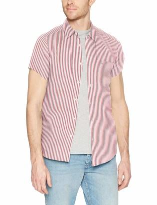 Wrangler Men's Ss 1pkt Shirt Casual