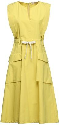 Tela Knee-length dresses