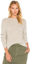Nili Lotan Baxter Sweater in Gray