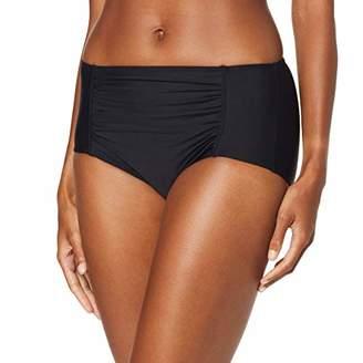 Esprit Women's Ocean Beach Ay H.w.Brief Bikini Bottoms,12 (Size: )