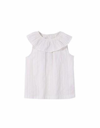 Gocco Girl's Camisa Lurex Blouse
