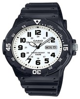 Casio Men's Classic Watch - White