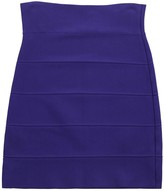 BCBGMAXAZRIA Purple Skirt for Women