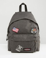 Eastpak Padded Pak'R Patches Black