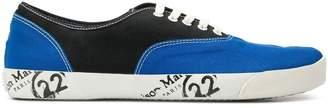 Maison Margiela denim tabi toe sneakers