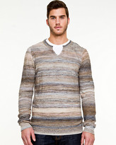 Le Château Ombre Knit Semi-fitted Sweater