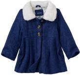 Carter's Baby Girl Wool-Blend Coat