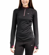 Mizuno Women's Breath Thermo Running Half Zip 7531229