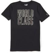 Under Armour Boy's World Class T-Shirt