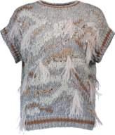 Brunello Cucinelli Feather Pullover