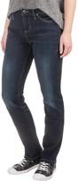 Jag Portia Platinum Jeans - Mid Rise, Straight Leg (For Women)