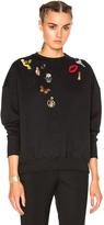 Alexander McQueen Obsess Sweatshirt