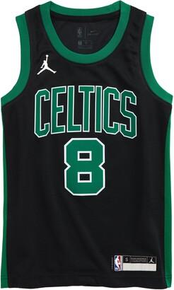 Jordan Dri-FIT Kids' NBA Boston Celtics Kemba Walker Icon Edition Jumpman Jersey