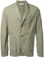 Gant patch pockets blazer - men - Cotton - 46