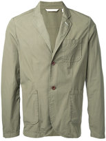 Gant patch pockets blazer - men - Cotton - 48