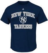 Majestic Men's New York Yankees Hit and Run T-Shirt