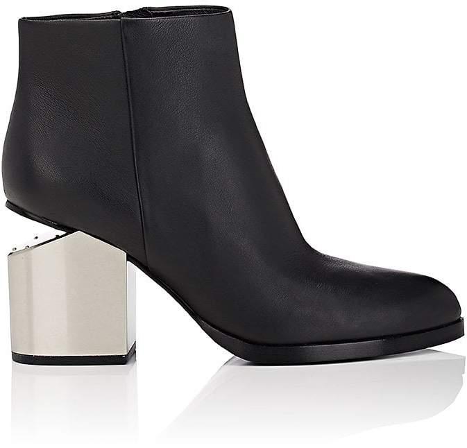 Alexander Wang Women's Gabi Leather Ankle Boots