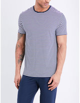 Derek Rose Alfie Striped Jersey T-shirt