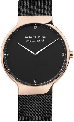 Bering Max Rene 15540-262 Mesh Strap Rose Watch