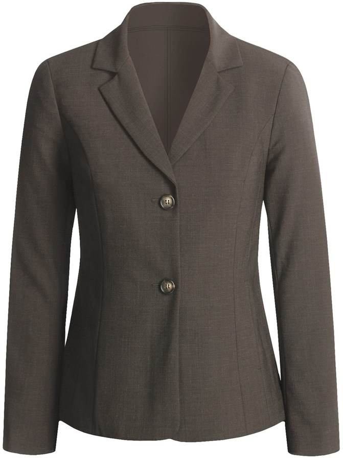 Peace of Cloth Panticular Jacket - Ruched Back (For Women)