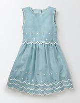 Boden Pretty Organza Dress