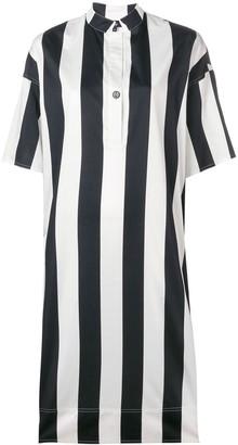 Fay Striped Day Dress