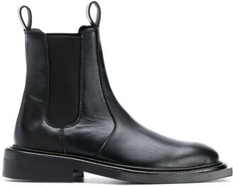 Martine Rose Hacienda ankle boots
