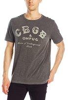 Lucky Brand Men's Cbgb Graphic Tee