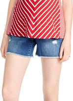 Motherhood Jessica Simpson Secret Fit Belly Studded Maternity Shorts