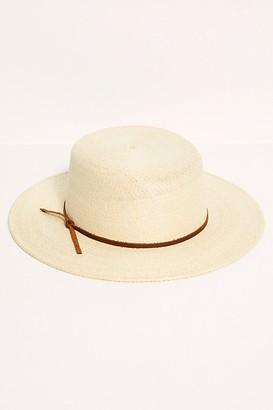 San Diego Hat Co. Playa Straw Boater