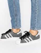 adidas Metallic Print Superstar Sneakers
