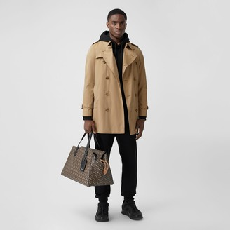 Burberry The Short Wimbledon Trench Coat