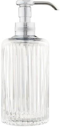 Zodiac Roman Crystal Soap Dispenser
