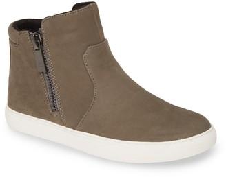 Kenneth Cole New York 'Kiera' Zip High Top Sneaker