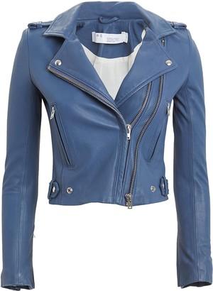 IRO Dylan Leather Moto Jacket