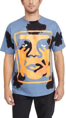 Obey Cow Tie Dye T-Shirt