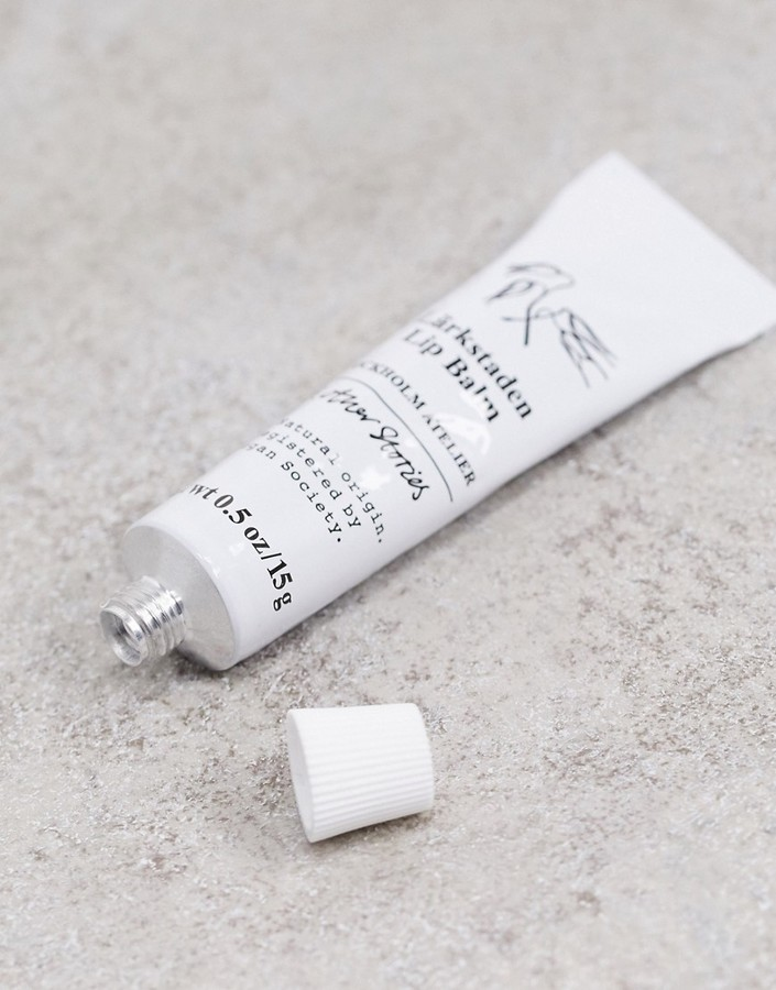 Thumbnail for your product : And other stories & Larkstaden vegan lip balm in almond-No colour