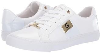 GBG Los Angeles Oatsen (White) Women's Shoes