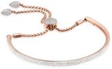Monica Vinader Fiji Full Diamond Bracelet